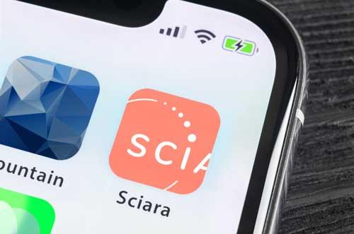 SCIARA-App-Screen